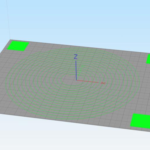 Descargar modelo 3D gratis Nivel de la cama espiral, mattshipp216