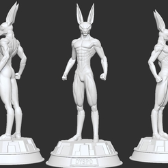 Dyspo.jpg Download STL file Dyspo Dragon ball Super • Model to 3D print, paulbridgepbrd7