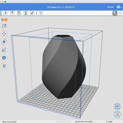 Télécharger fichier impression 3D gratuit Vase Penta, jamcults