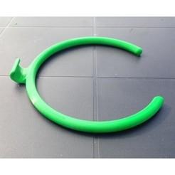 IMG_1811.JPG Télécharger fichier STL collier de guidage rallonge pour taille-haies ou tondeuse • Modèle pour impression 3D, minichti
