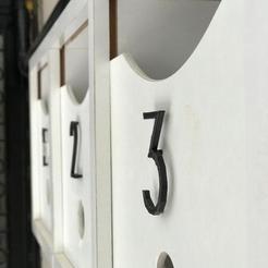 d123b0d3-d23a-42be-b651-a65d96542bf0.jpg Télécharger fichier STL gratuit Les chiffres de la boîte aux lettres • Modèle pour impression 3D, bedirhankocc