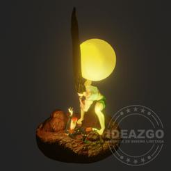 Descargar archivos 3D Gon and Neferpitou - Final Yayanken, Ideazgo