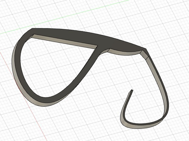 Screenshot_3.jpg Download free STL file Door Handle Grabber • Design to 3D print, night780