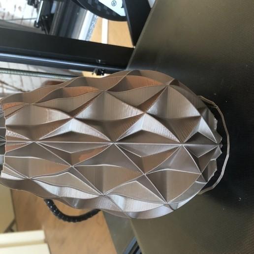 Download free 3D printer designs Retro vase, Brithawkes