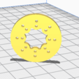 Screenshot 2021-01-13 233509.png Download STL file Spider Web Wheel • 3D printer design, PlasticFace