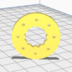 Screenshot 2021-01-13 234200.png Download STL file Explosion Front Beadlock Ring • 3D printing design, PlasticFace