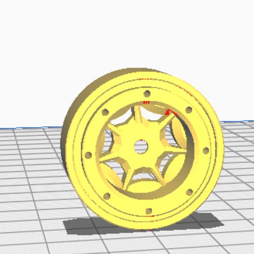 spider web wheel.png Download STL file Spider Web Wheel • 3D printer design, PlasticFace