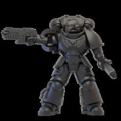asm_img_1.png Télécharger fichier STL gratuit Les principaux combattants de la mêlée Space Warrior • Design imprimable en 3D, jonethealliance