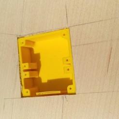 IMG_20200623_133203.jpg Download free STL file servo wing box emax es08 • 3D print model, mwejohnson
