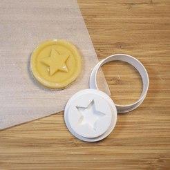 Download STL file Animal Crossing Item Cookies Cutter Set • 3D printer model, rhyonly
