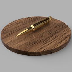 Descargar modelo 3D Colgante de bala, radantus