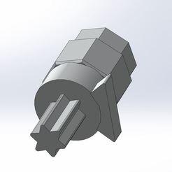 druga.JPG Download STL file Car vent part • 3D printer design, Pikac