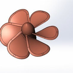 Download STL file Propeller • Design to 3D print, Pikac