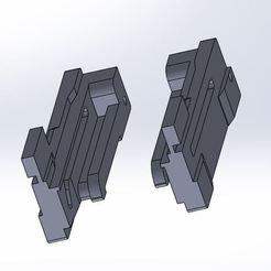 citroenn 2.JPG Download STL file Citroen cabrio C3 roof parts • 3D printer design, Pikac