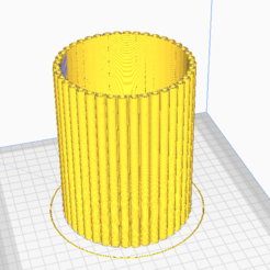 Download free 3D printer templates Vase , Pikac