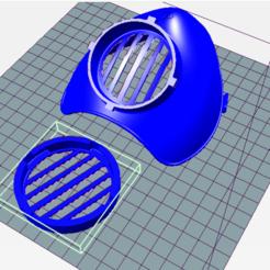 Impresiones 3D gratis Mascarilla, ludclemente