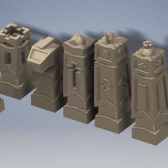 Imprimir en 3D gratis Chess, ludclemente