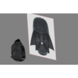 Download 3D printer designs Corona-COVID-19 MASK Darth Vader Star wars no need  support, SzonyiBalazs