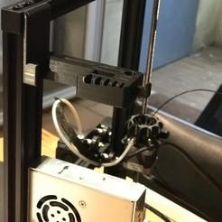 Descargar modelos 3D gratis Portaherramientas Ender 3, 2nimpub