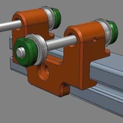 Télécharger fichier impression 3D gratuit Un meilleur support de bobine, broVuso