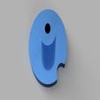 Télécharger fichier imprimante 3D gratuit Tournevis pour un arbre de 2 mm (sur le moteur), jidiparts