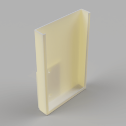 logitech_wall_holder_2020-Feb-20_11-53-22AM-000_CustomizedView11081067159.png Download free STL file Logitech keyboard wall holder • 3D print template, knetazor
