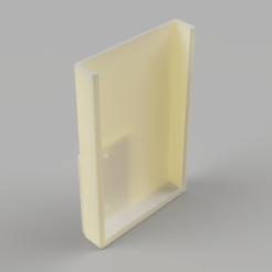 Download free STL file Logitech keyboard wall holder • 3D print template, knetazor