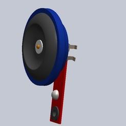 car horn.JPG Download STL file Car Horn • 3D printing object, caddedutec