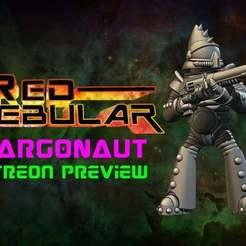 FREE_AUGUST2020.jpg Download free STL file Stargonaut (patreon preview) • 3D print model, Jazzmantis