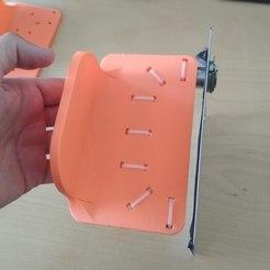 Descargar Modelos 3D para imprimir gratis Hands-free door opener, ecasade2