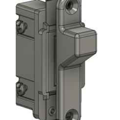 Télécharger plan imprimante 3D gatuit Couvercle de l'interrupteur d'éclairage, eight2stout