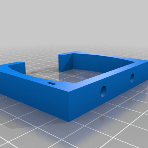 Soporte_regleta_10mm_v2.png Télécharger fichier STL gratuit Soporte regleta eléctrica / Soutien pour les barrettes d'alimentation • Objet à imprimer en 3D, Paco_Maker