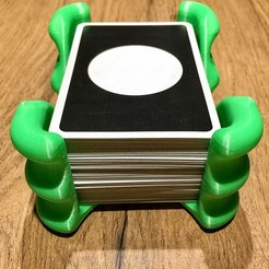 IMG_9205.jpg Download STL file Game Card deck holder • 3D printing object, TF3D17