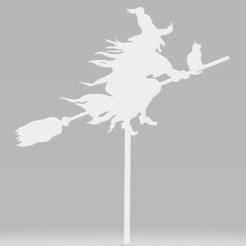 3.PNG Download STL file Topper halloweem • Model to 3D print, forero495