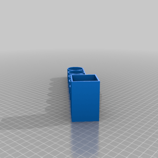 Paint_holder.png Download free STL file Paint Bottle Brush Holder with Super Glue and Tube Glue attachments • 3D print model, Mrdwgraf