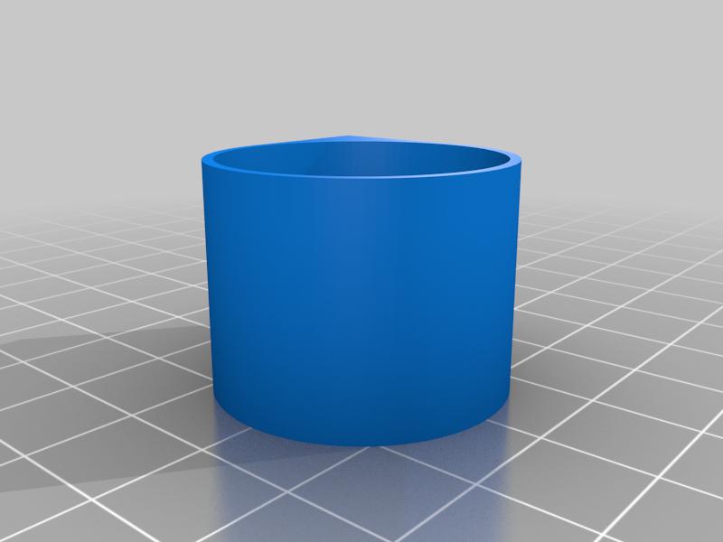 Tube_Glue_Holder.png Download free STL file Paint Bottle Brush Holder with Super Glue and Tube Glue attachments • 3D print model, Mrdwgraf