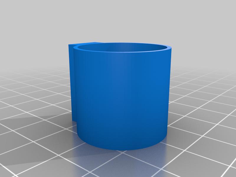 Superglue_Holder_v1.png Download free STL file Paint Bottle Brush Holder with Super Glue and Tube Glue attachments • 3D print model, Mrdwgraf