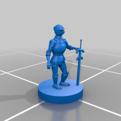 6mm_knightly_type.png Download free STL file 6mm Knightly type • 3D printable design, Klomster