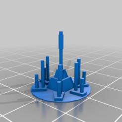 Ztakk_Top_stems.png Télécharger fichier STL gratuit Z'Takk Navire de commandement • Modèle imprimable en 3D, Klomster