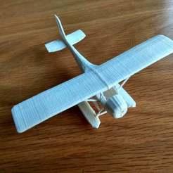 hydravion.jpg Download free STL file Seaplane • Design to 3D print, clint6wood