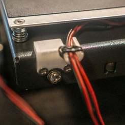 Télécharger fichier impression 3D gratuit Support de câble pour mini-lits à prix unique [REMIX], disizitstudios