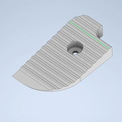 Capture.JPG Download STL file Foot wedge for Dualtron New/Raptor v1/ DT2 • 3D print design, ODC