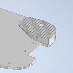 Capture1.JPG Download STL file Dualtron Thunder foot rests • 3D printable design, ODC