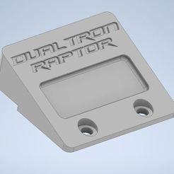 Capture1.JPG Download STL file Footrest for Dualtron Raptor • 3D print template, ODC