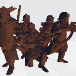 album_cover.png Télécharger fichier STL gratuit L'équipe de Grenade • Modèle imprimable en 3D, BronzeAnvil