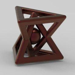 10.JPG Download STL file sacred geometry 5 • Object to 3D print, geometric