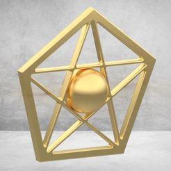 Captura.JPG Download STL file sacred geometry 6 • 3D print model, geometric