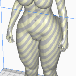 Download 3D printing designs Thicc and Tall, SpoogityWoogums