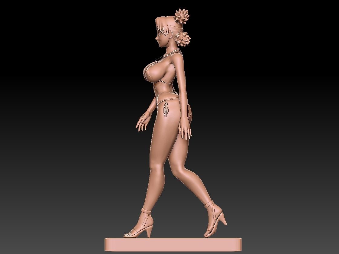 2.jpg Download free STL file bikini 1 • 3D printer template, madehomecosplay