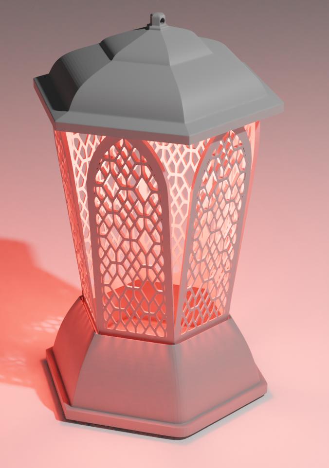 23.png Download STL file Ramadan lantern • 3D print model, ahmed_mohsen778
